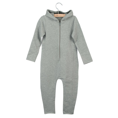 Little Hedonist Bodysuit Grey