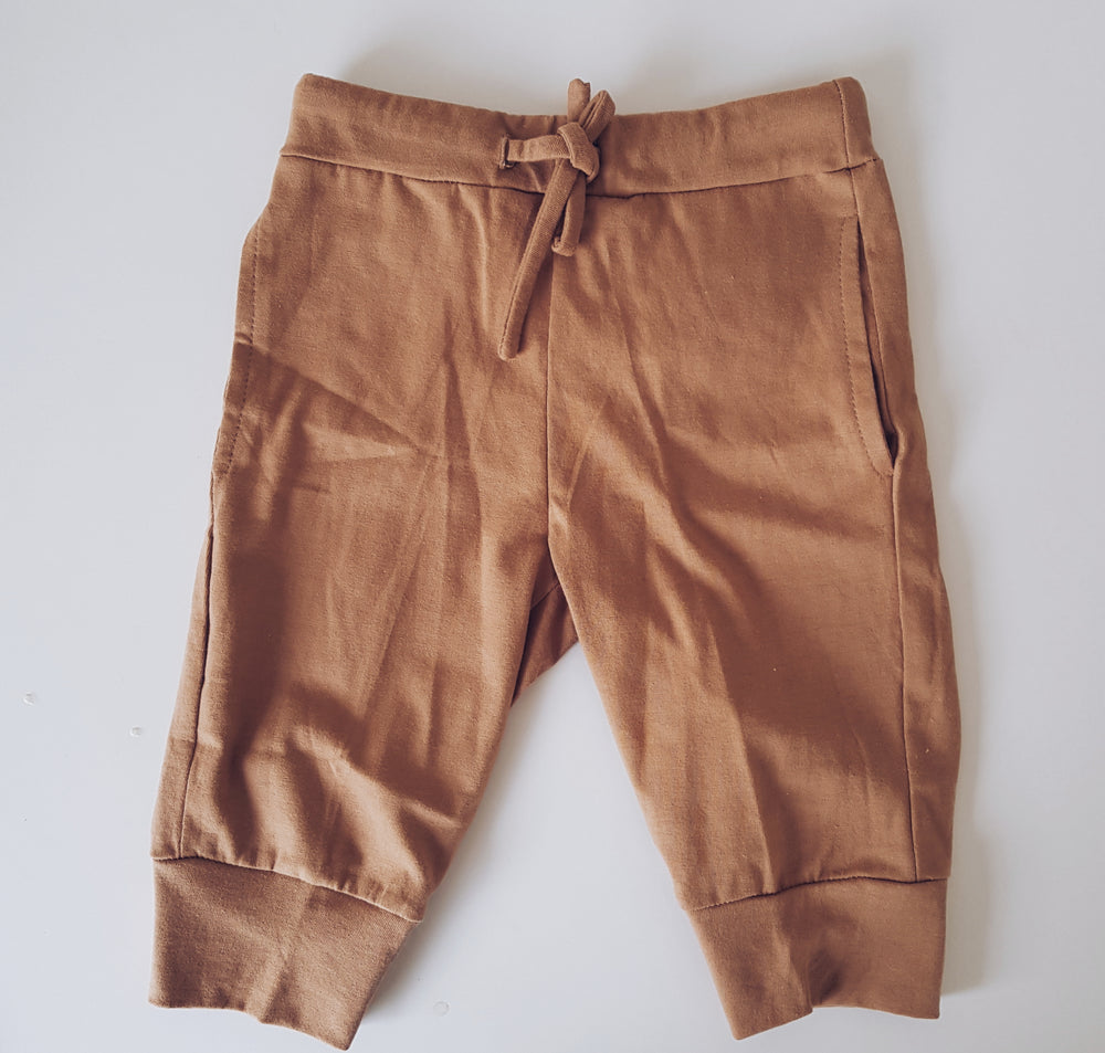 Heritage the Label - Essentials Pants Terracotta