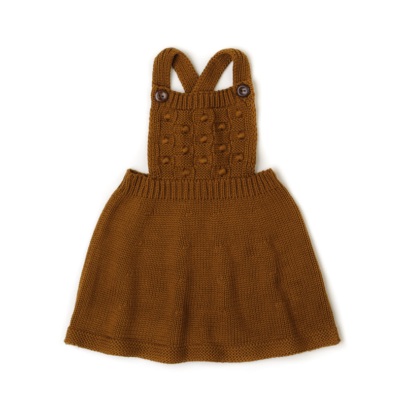 Fin & Vince Knit Dress - Honeycomb