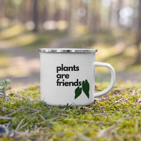Plants are Friends Mug
