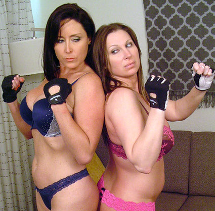 JMR-169DVD  LAST DANCE Christina Carter vs. Devon Lee