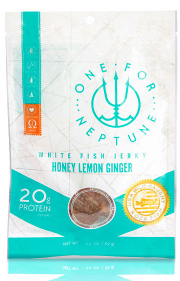 oneforneptune seafood whitefish jerky
