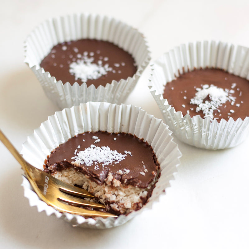 Chocolate & Coconut Cups