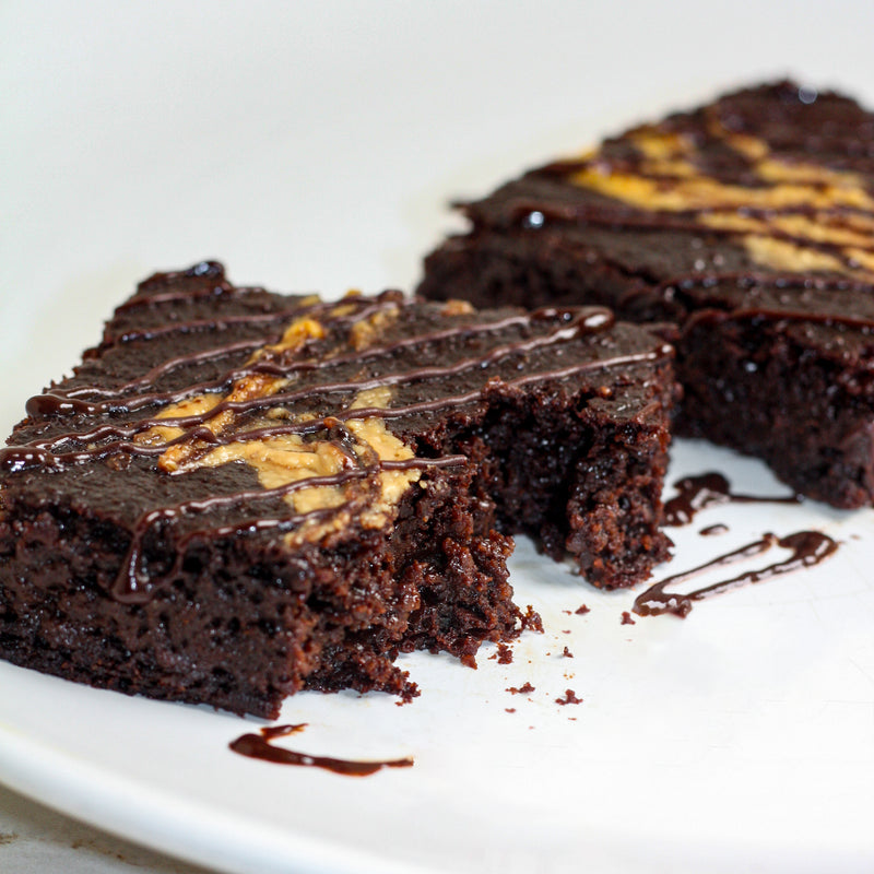 Peanut Butter & Chocolate Brownies
