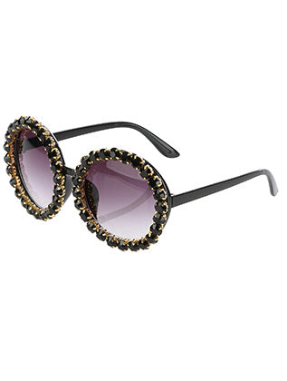 Crystal Ball Sunglasses