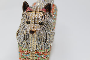 Crystal Dog Bag