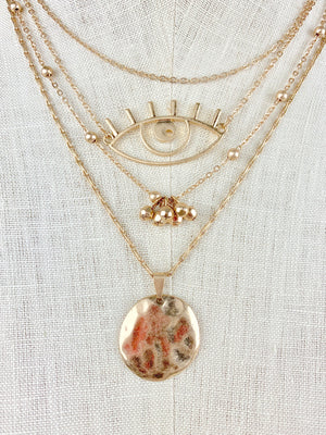 Amore Necklace Set