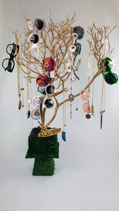 Jewelry Tree Organizer