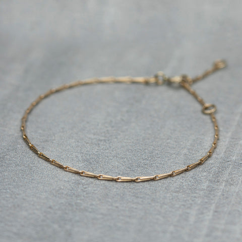 Array Bracelet - Solid gold