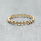 Index Ring - Solid gold