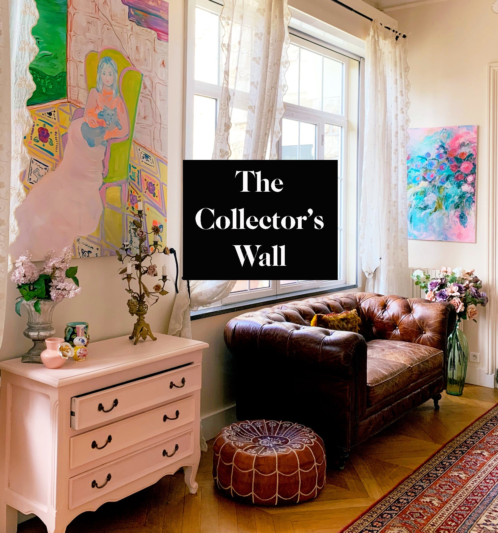 The Collector's Wall