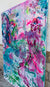 Painted Screen/ Room Divider - Original Painting - Davina Shefet Art Store