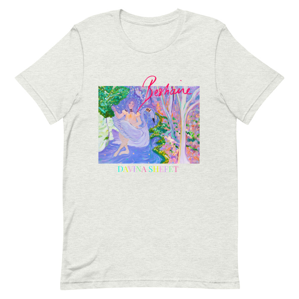 Unisex T-Shirt Pastel and Dark Colors - Bestiaire Collection