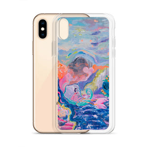 "iPhone Case ""La Reine Saba de Flaubert"""