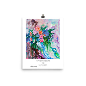 Art Print, Abstract Contemporary Art