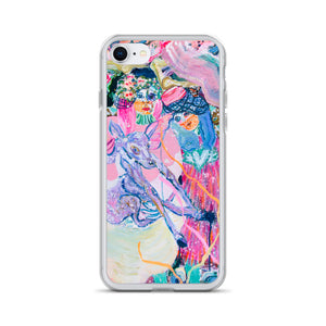 "iPhone Case ""Girls from the apocalypse"""