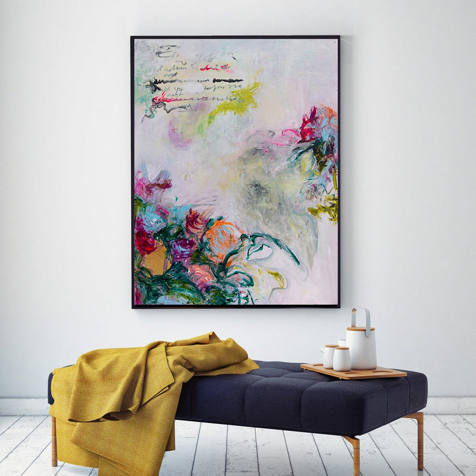 Abstract Art Print, Contemporary Fine Art