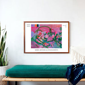 Limited Edition Art Print, Botanical Entanglement