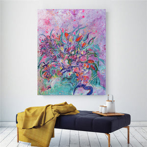 The Big Bouquet Orginal Painting