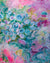"Flower Painting ""Roses can be blue"" - Davina Shefet Art Store"