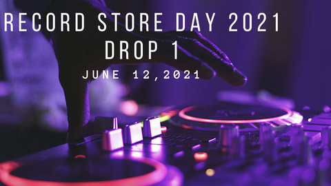 Record Store Day 2021 Drop 1 image