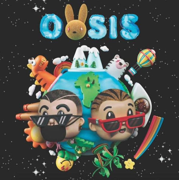 J. Balvin, Bad Bunny - OASIS [LP] - Rock and Soul DJ Equipment and Records