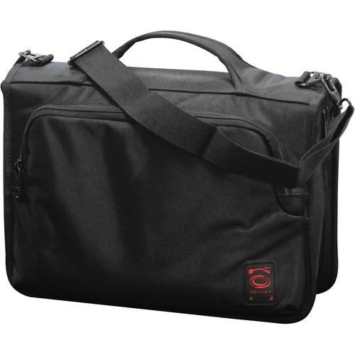 Odyssey Innovative Designs BRLDJA Red Series DJ Accessory Organizer Bag - Rock and Soul DJ Equipment and Records