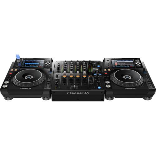 Pioneer DJ DJM-750MK2 4-Channel Professional DJ Club Mixer with USB Soundcard - Rock and Soul DJ Equipment and Records