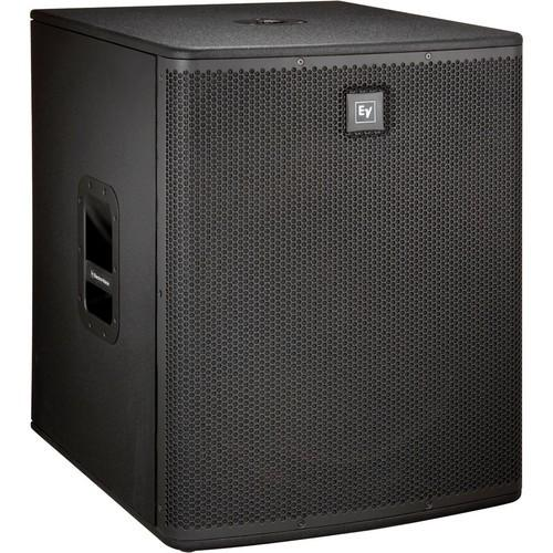 "Electro-Voice ELX118P 18"" Live X Powered Subwoofer - Rock and Soul DJ Equipment and Records"