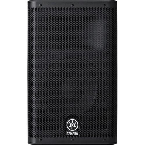 "Yamaha DXR10 10"" 1100W 2-Way Active Loudspeaker - Rock and Soul DJ Equipment and Records"