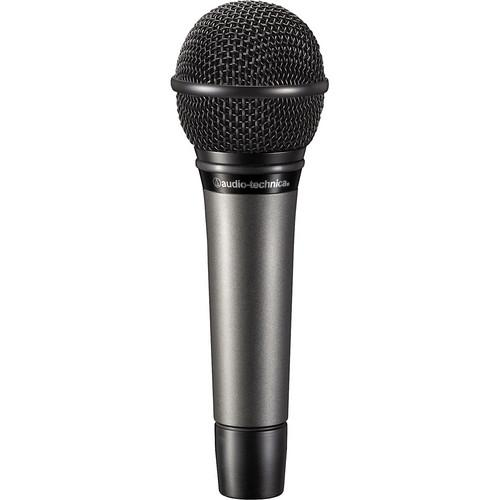 Audio-Technica ATM510 Cardioid Dynamic Handheld Microphone - Rock and Soul DJ Equipment and Records