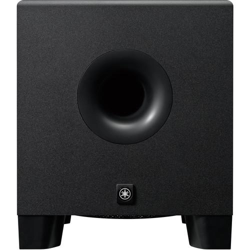 "Yamaha HS8S 8"" Powered Subwoofer (B Stock) - Rock and Soul DJ Equipment and Records"