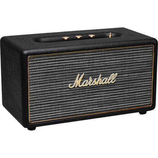 Marshall Stanmore Bluetooth Speaker System with Optical Connectivity (Open Box) (Black) - Rock and Soul DJ Equipment and Records