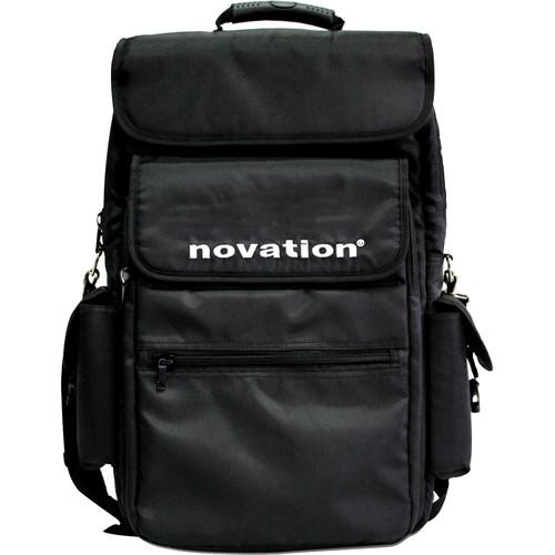 Novation Gig Bag for Impulse 25 & SL MKII 25 Controllers (Black) - Rock and Soul DJ Equipment and Records