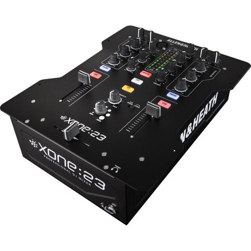 Allen & Heath XONE:23 - 2+2 Channel DJ Mixer
