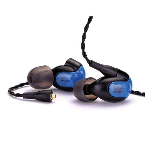 Westone W40 Quad-Driver with 3-Way Crossover In-Ear Monitor Headphone - Rock and Soul DJ Equipment and Records