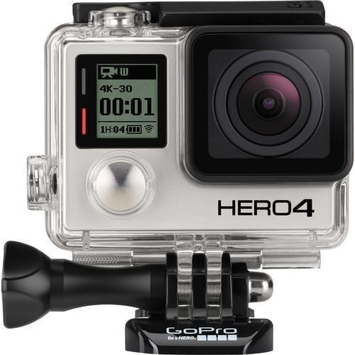 GoPro Hero4 Black + Battery BacPac