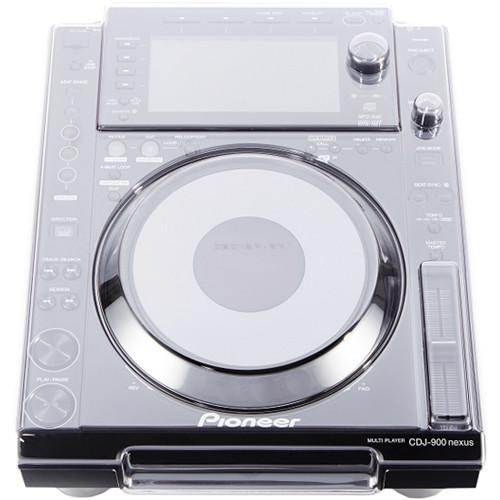 Decksaver Smoked/Clear Cover for Pioneer CDJ-900 Nexus Multiplayer - Rock and Soul DJ Equipment and Records