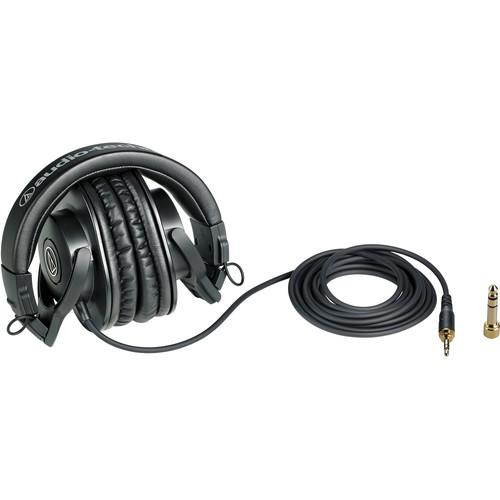 Audio Technica ATH-M30X - Rock and Soul DJ Equipment and Records