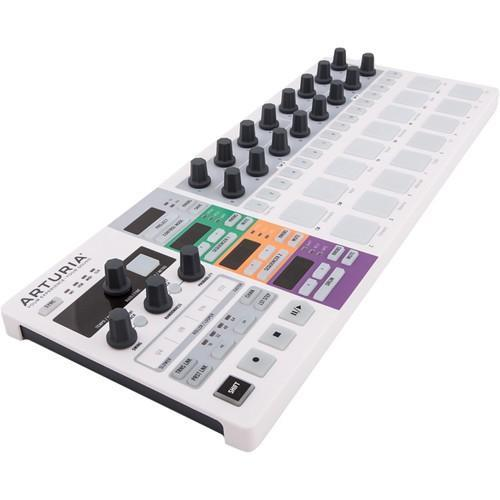 Arturia BeatStep Pro - MIDI/Analog Controller and Sequencer - Rock and Soul DJ Equipment and Records