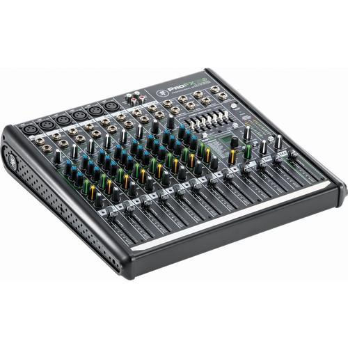 Mackie ProFX12v2 12-Channel Sound Reinforcement Mixer with Built-In FX