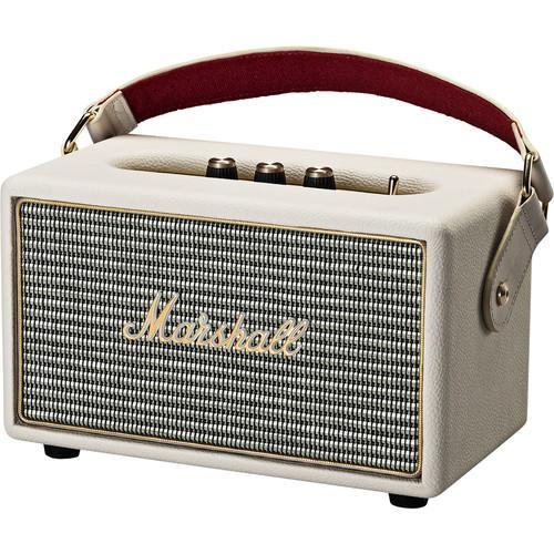 Marshall Audio Kilburn Portable Bluetooth Speaker (Cream) - Rock and Soul DJ Equipment and Records