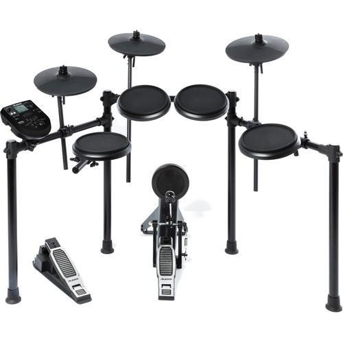 Alesis Nitro Drum Kit, 8-Piece Electronic Kit with Drum Module - Rock and Soul DJ Equipment and Records