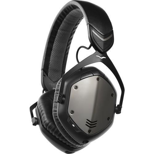 V-MODA Crossfade Wireless Headphones (Black) - Rock and Soul DJ Equipment and Records