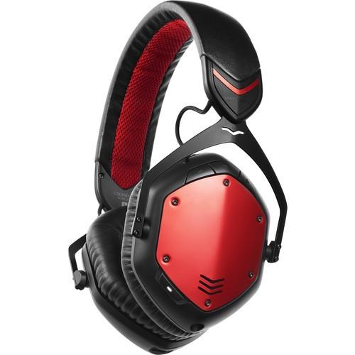 V-MODA Crossfade Wireless Headphones (Rouge) - Rock and Soul DJ Equipment and Records