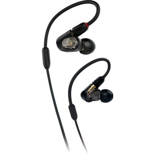 Audio-Technica ATH-E50 E-Series Professional In-Ear Monitor Headphones