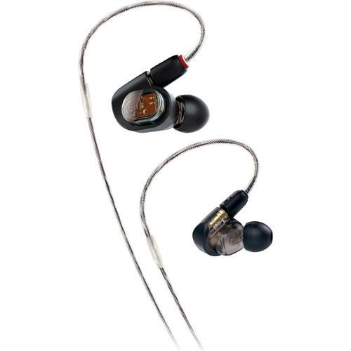 Audio-Technica ATH-E70 Professional In-Ear Monitor Headphones - Rock and Soul DJ Equipment and Records