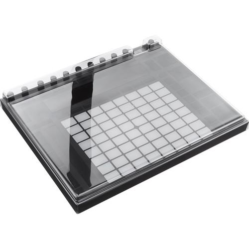 Decksaver Ableton Push 2 Cover (Smoked/Clear) - Rock and Soul DJ Equipment and Records