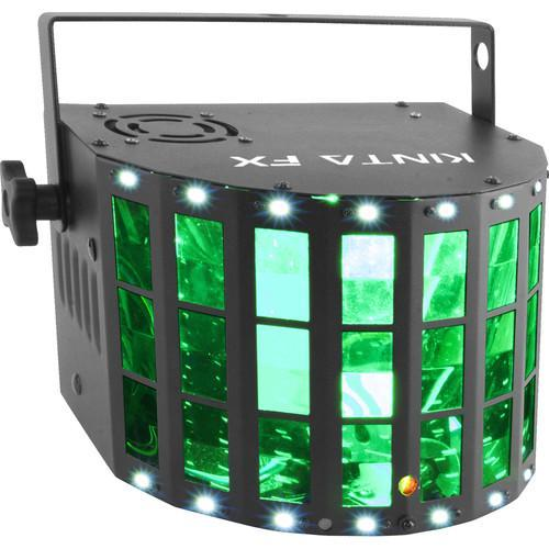 CHAUVET Kinta FX Multi-Effect RGBW LED & Laser Luminaire - Rock and Soul DJ Equipment and Records