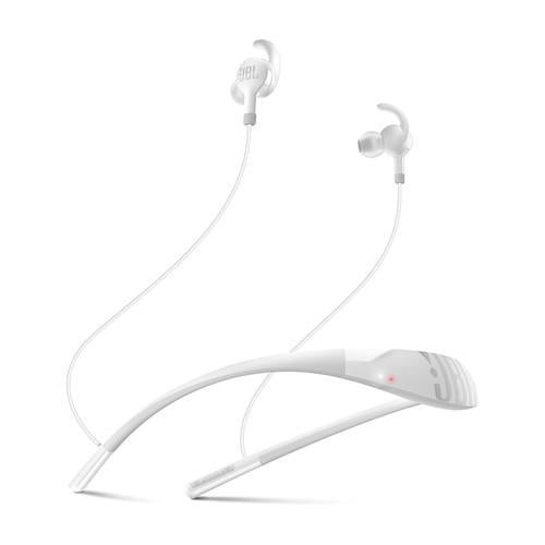 JBL Everest Elite 100 Noise-Cancelling Bluetooth Headset (White)